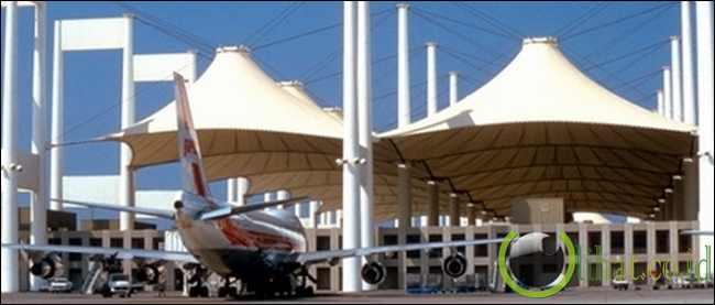 4. Bandara Internasional King Abdulaziz di Jeddah, Arab Saudi