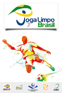 """""""Joga Limpo"""", projeto evangelístico para a Copa de 2014"""
