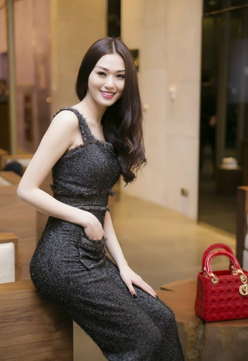 Vietnamese Actress Khanh My with Bare Face Images - Pictures - Photos