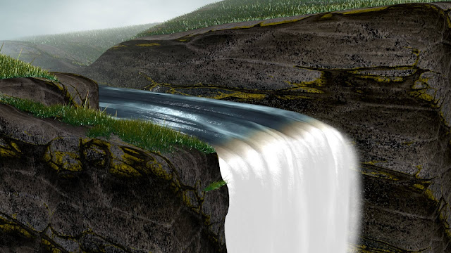 Waterfall HD