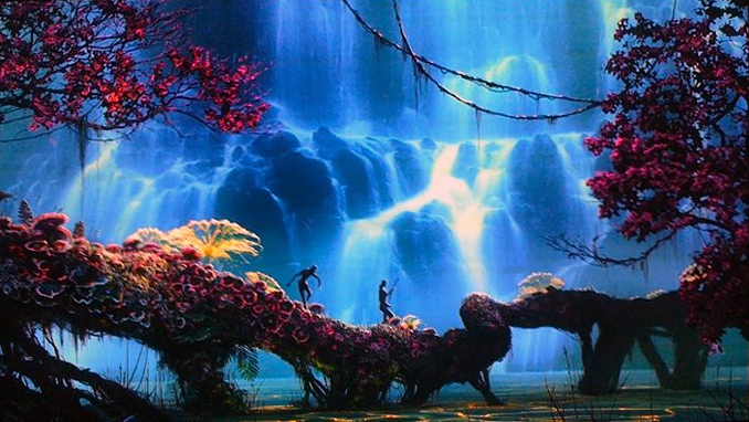 Disney said it plans to build the first avatar theme park in their