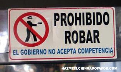 Robos en Río Segundo