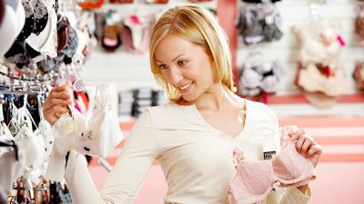 8 tips untuk membeli bra yang sempurna