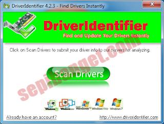software pencari driver