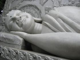 Sleeping Budha