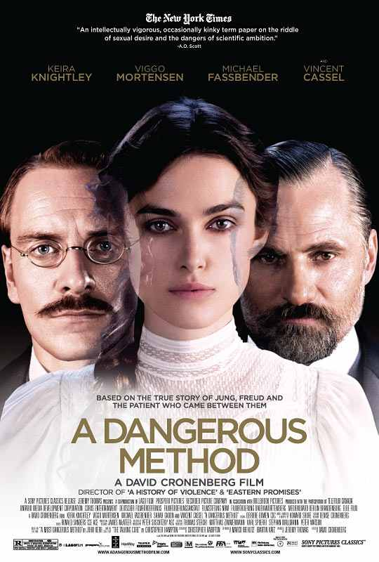 "Bloodbuzzed: ""A Dangerous Method"", let's talk about sex ... A Dangerous Method"