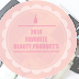 2014 Beauty Favorite's
