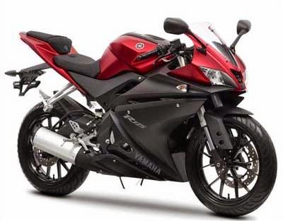 Gambar motor Yamaha R125