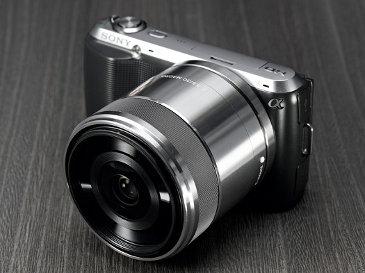 sony nex 30mm macro e-mount lens