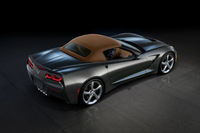 Corvette Stingray C7 Cabrio