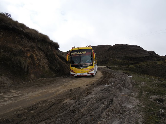 Adjudicada la Licitación para la pavimentación de la carretera Troncal Central del Norte, por el páramo del Almorzadero