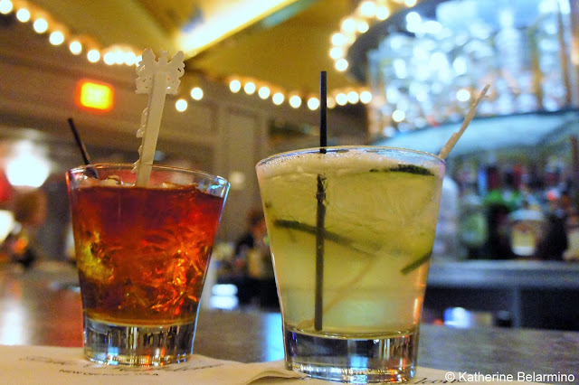 Vieux Carre at The Carousel Bar Drinks to Try in New Orleans