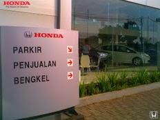 Dealer Resmi Mobil Honda Bandung