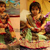 Baby in Embroidery Floral Lehenga