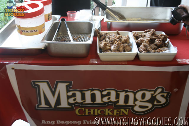 manang's chicken