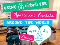 Daftar AirBnB secara gratis dan dapatkan $18!