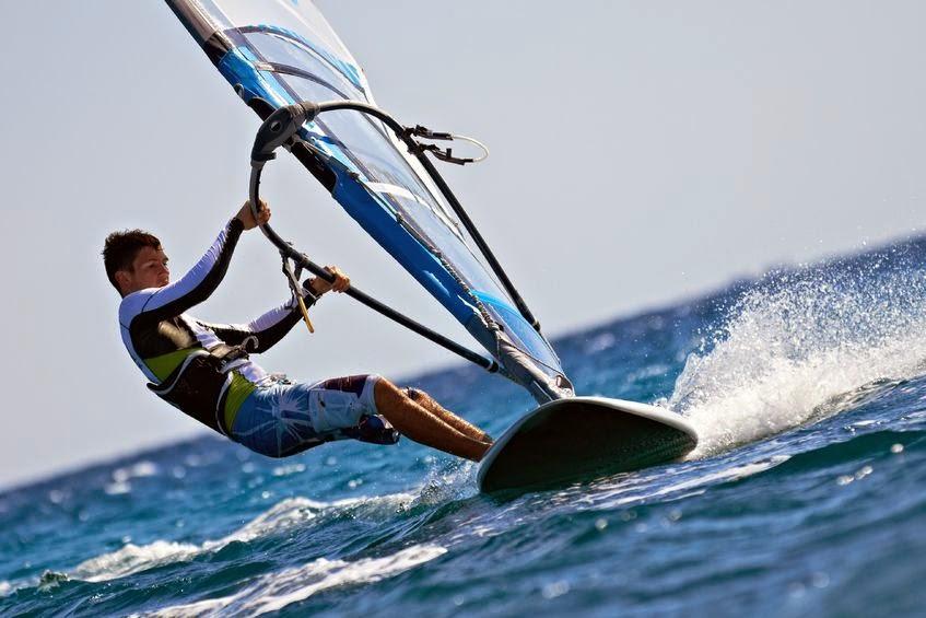 windsurfing Kołobrzeg