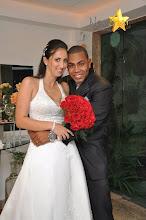 Izabela e Luiz Escobar