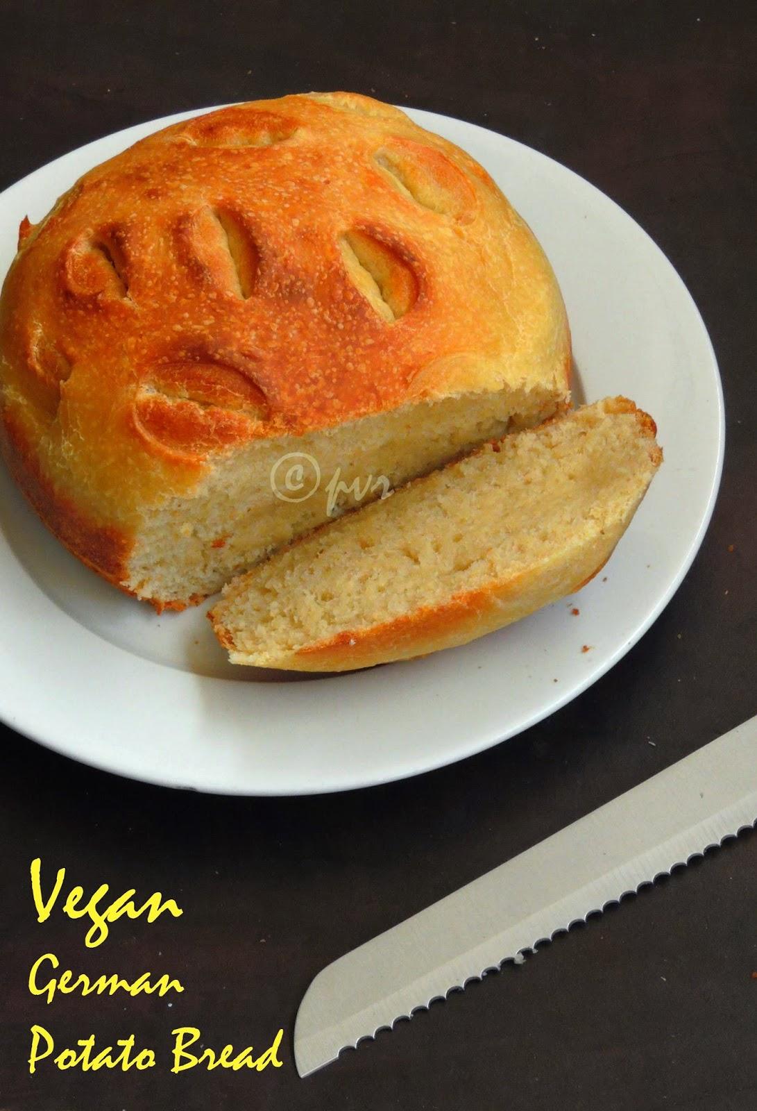 Vegan German Bread