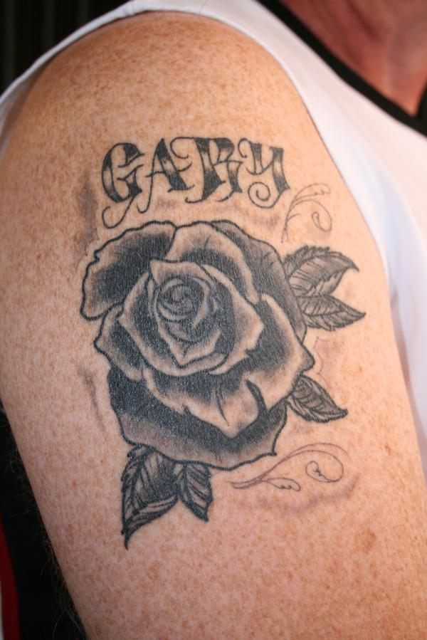 Black Rose Tattoo Designs Ideas Photos Images - Memoir Tattoos