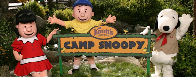 #KnottsNYE  Knott's Berry Farm New Year's Eve Camp Snoopy