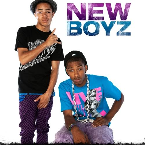 New track from the New Boyz