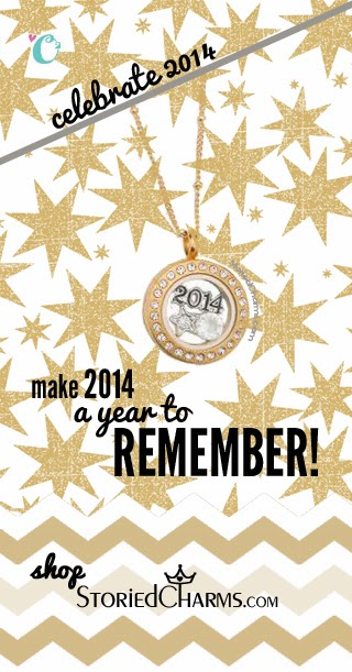 Celebrate 2014 Origami Owl Living Locket | Shop StoriedCharms.com