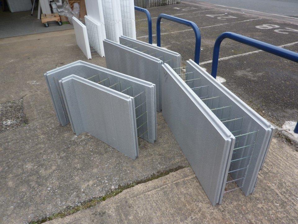 Modern methods of construction online civil for Styrofoam concrete walls