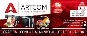 ARTCOM ,A MARCA DA IMPRESSÃO