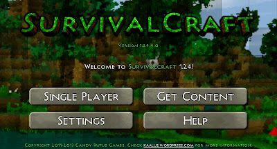 SurvivalCraft Full 1.24.4.0 apk [Android]
