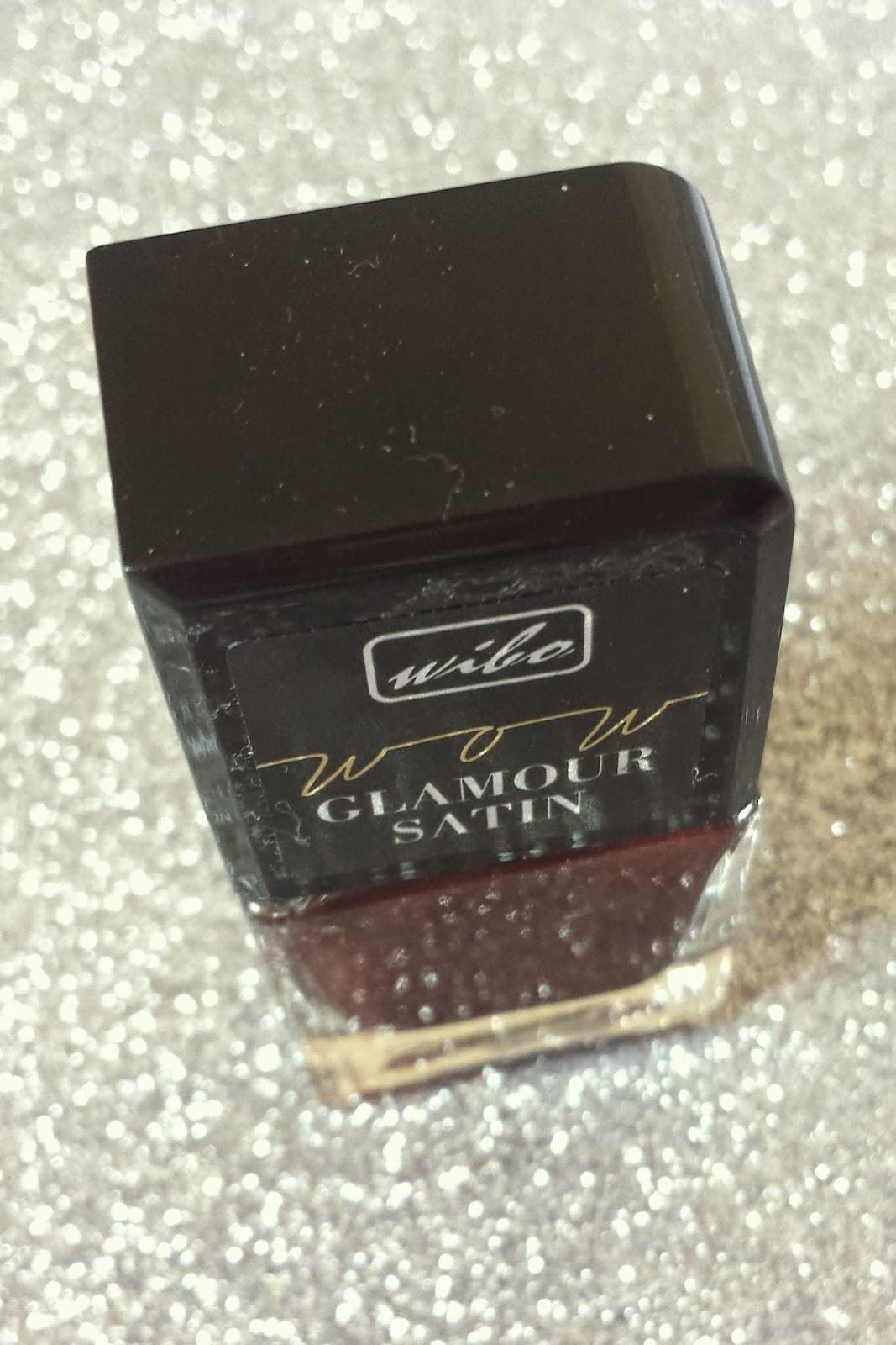 Wibo Glamour Satin Nr 5 - kolorowe paznokcie nr 13.