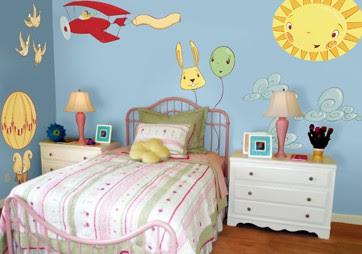 decorar habitacin infantil