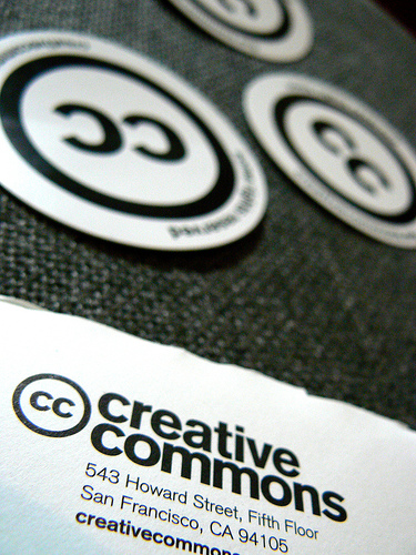CREATIVE COMMONS LICENSE - Explained