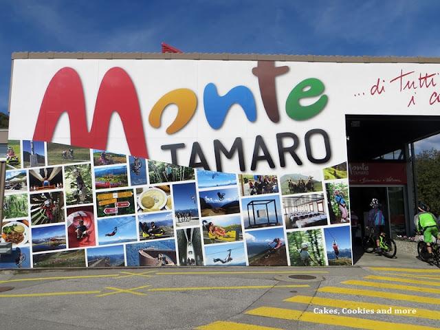 Monte Tamaro Talstation