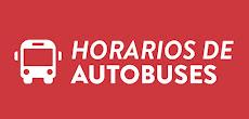 HORARIOS DE LÍNEAS DE AUTOBUSES