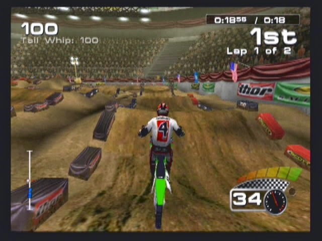 Cheat Game MX Superfly PS2