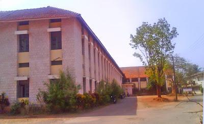 Canara Junior and Senior College on Jail Road