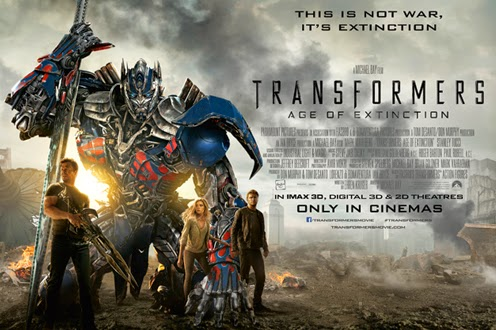 Film Transformers 4 Age of Extinction Juni 2014