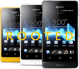 Sony Xperia Go Nasıl Root Edilir