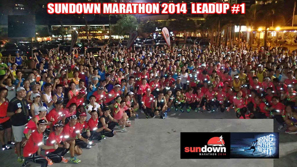 Sundown Marathon Lead Up Run #1