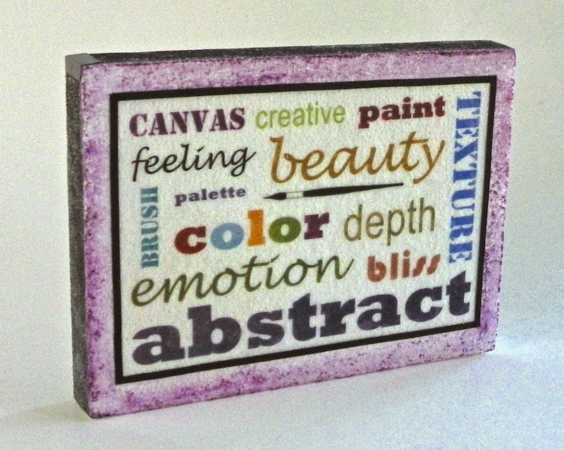 word-mosaic-smoothfoam-craft-attitude-film