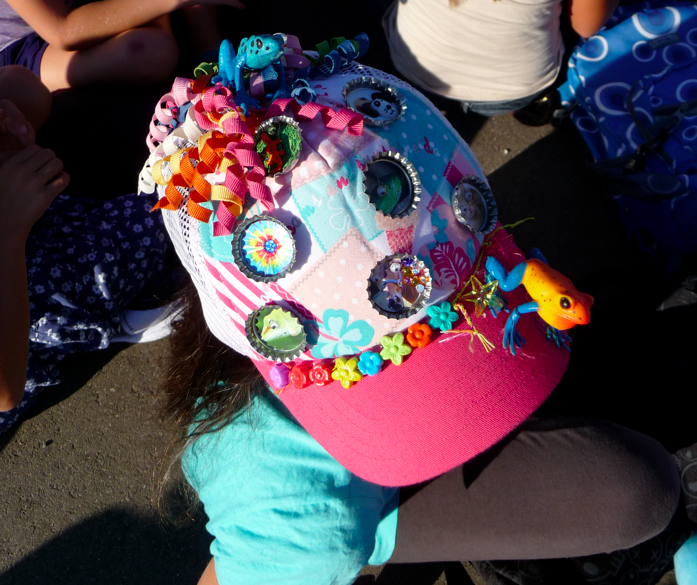 Crazy Hat Ideas For Crazy Hat Day And hoppin' on this hat!