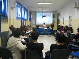 """FINE CORSO DI FORMAZIONE A.I.C.I. LAZIO """"SCHOOLCOUNSELING MOTIVARE A MOTIVARSI"""" di 20 ore 2012"""