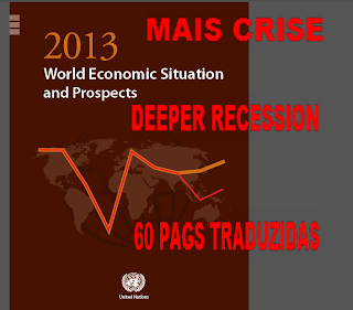 UN, Report, Alert, Euro, Sovereign, Debt, Crisis, Fiscal, Austerity, Progams, Unemployment, World, Recession