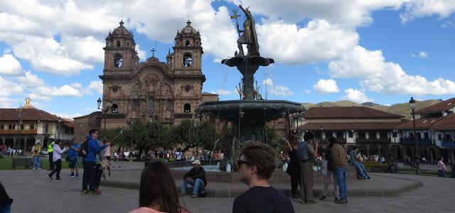 Imágenes de la ciudad imperial de los Incas