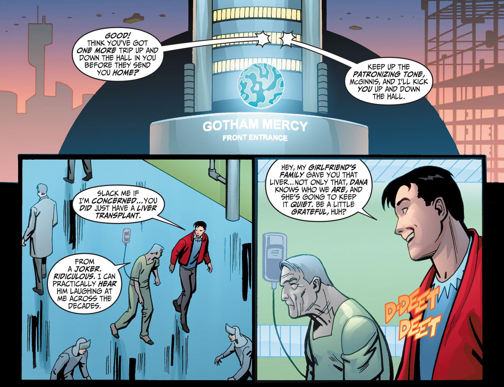 Batman Beyond (2012) Issue #21 #21 - English 11