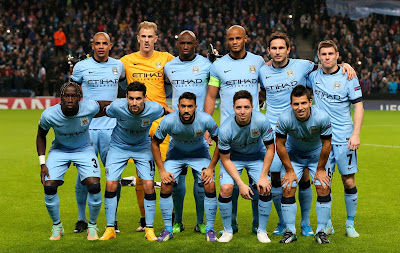 Daftar Skuad Pemain Manchester City 2015-2016