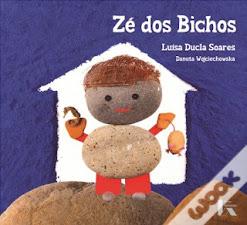"""LIVRO DO MÊS de maio. """"Zé dos Bichos"""" de Luísa Ducla Soares"""