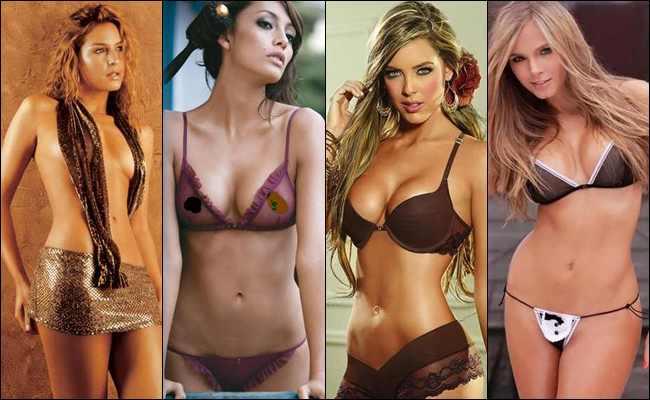 10 Wanita dari Negara Kolombia yang paling Tercantik dan Hot