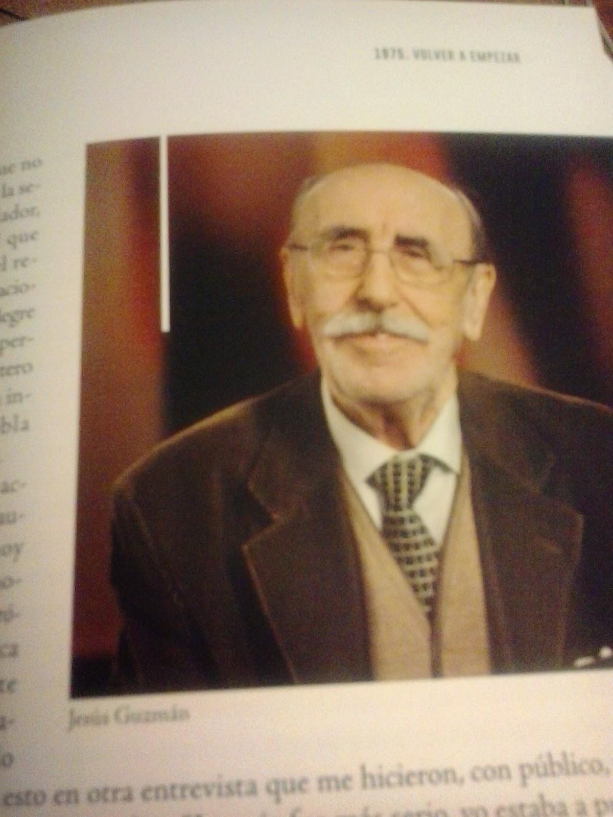 El actor Jesús Guzmán recuerda al cartero de Crónicas de un pueblo en España en serie